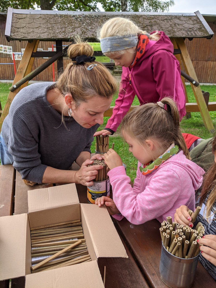 UWO-Kinderaktionstag-Wildbienen2